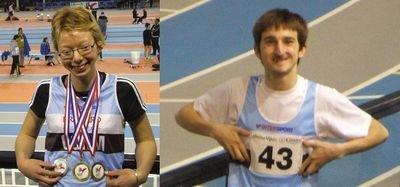 Résultats des Championnats de France Handisport du 1 février 2014 à Lyon